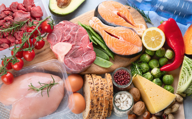 Aliments saludables