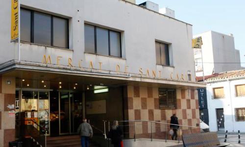Mercat de Sant Carles - Granollers